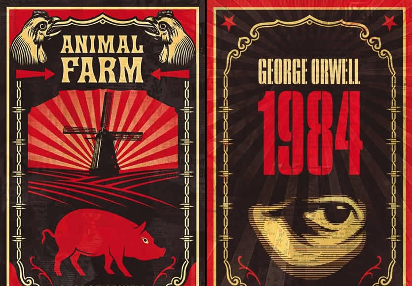 animal farm book review 1 Free summary and analysis of chapter 1 in george orwell's animal farm that won't make you snore we promise.